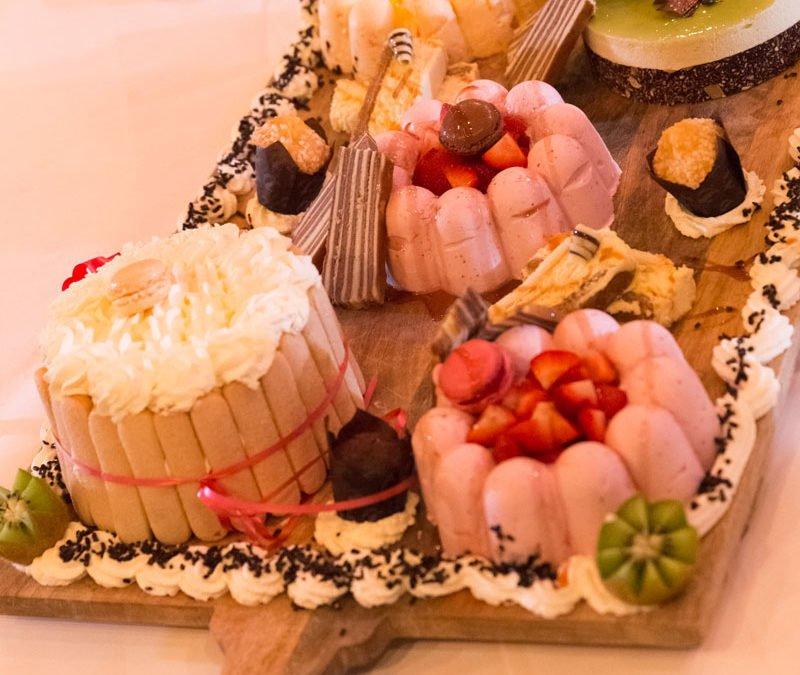 Dessertbuffet 'Onder de Poort'
